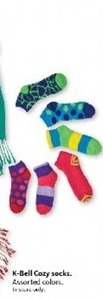 K-Bell Women's Cozy Socks