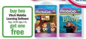 VTech MobiGo Learning Software