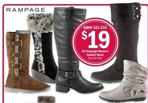 All Rampage Women's Fashion Boots