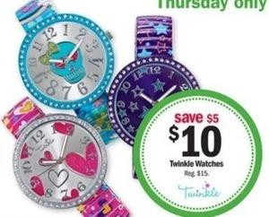Twinkle Watches