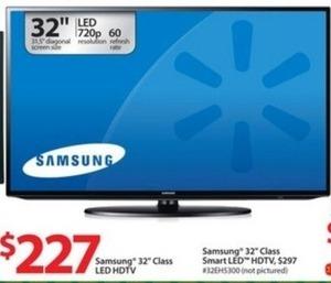 """Samsung 32"""" Class LED HDTV"""