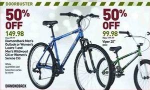 Diamondback Men's Wildwood Citi Bike