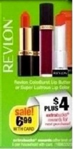 Revlon Colorburst Lip Buter + $4 ExtraBucks