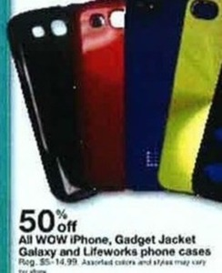 Select iPhone Cases