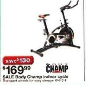 Champ Body Indoor Cycle