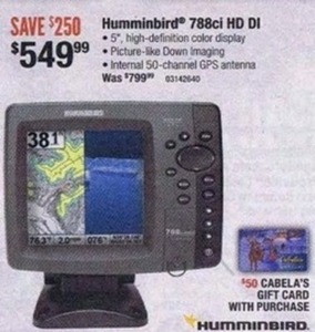 Hummingbird 788ci HD DI