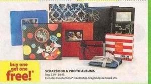 Scrapbook & Photo Albums