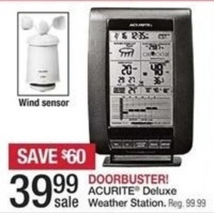 Acurite Deluxe Weather Station