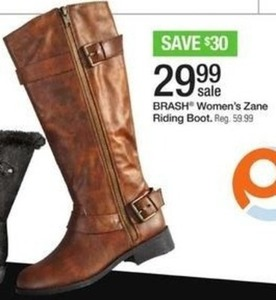 Brash Women's Zane Riding Boot