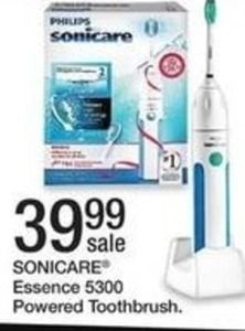 Sonicare Essence 5300 Powered Toothbrush