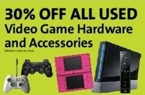 All Used Video Game Hardware & Accessories