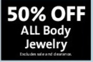 All Body Jewelry