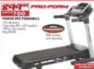 Power 995 Treadmill