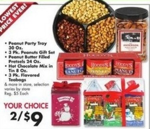 Select Food Gift Sets