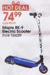Maple RK-9 Electric Scooter