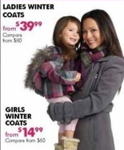 Girl's Winter Coats