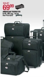 American Tourister 5PC Luggage Set