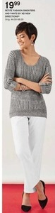 Petite Fashion Sweaters And Pants By ND New Directions