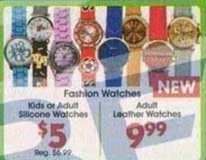 Adult Leather Watches