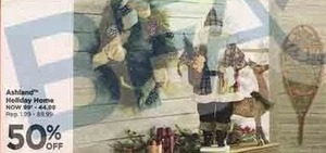 Ashland Holiday Home Items