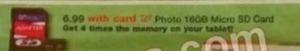 Photo 16GB Micro SD Card