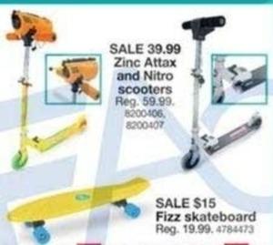 Fizz Skateboard