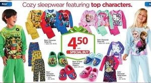 Girls' Character Sleep Set