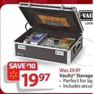 Vaultz Storage