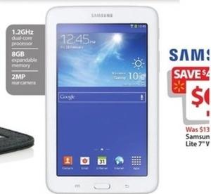 "Samsung Galaxy Tab 3 Lite 7"" Wi-Fi Tablet"