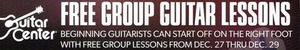 Group Guitar Lessons 12/27-12/29