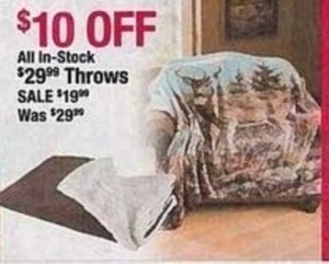 All In-Stock Throws