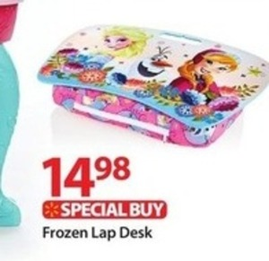 Disney Frozen Lap Desk