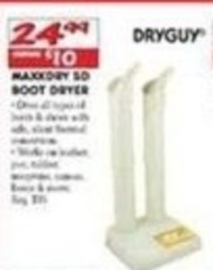 DryGuy Maxdry 5D Boot Dryer