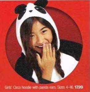 Girls Circo Hoodie