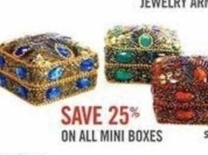 All Mini Boxes