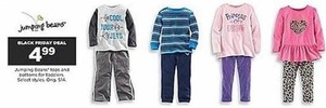 Jumping Bean's Toddler's Select Style Bottoms