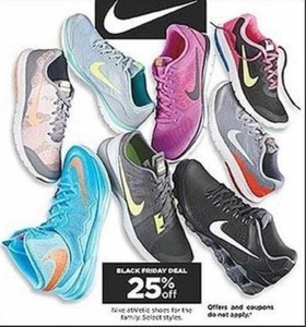 Select Nike Athletic Shoes