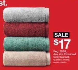 Any Size Threshold Fuzzy Blanket