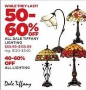 All Tiffany Lighting