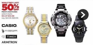 Select Men's Watches
