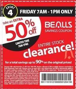 Entire Stock Clearance