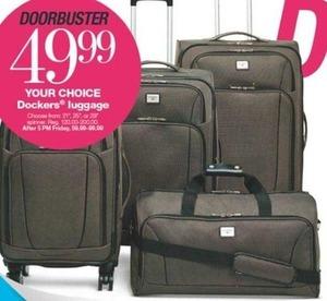 Dockers Luggage