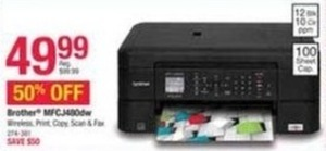 Brother Wireless 4-in-1 Printer