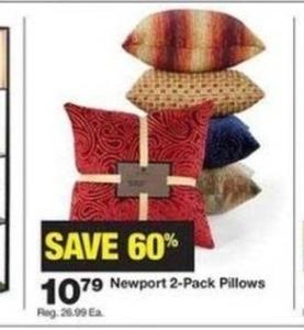 Newport 2-Pack Pillows
