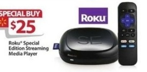 Roku Special Edition Streaming Media Player