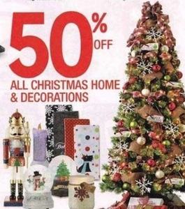 All Christmas Home & Decorations