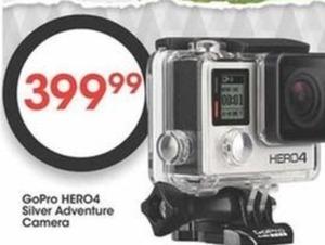 GoPro HERO 4 Silver Adventure Camera