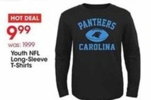 Youth NFL Long-Sleeve T-Shirt
