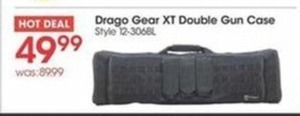 Drago Gear XT Double Gun Case