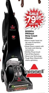 Bissell PROheat Deep Carpet Cleaner